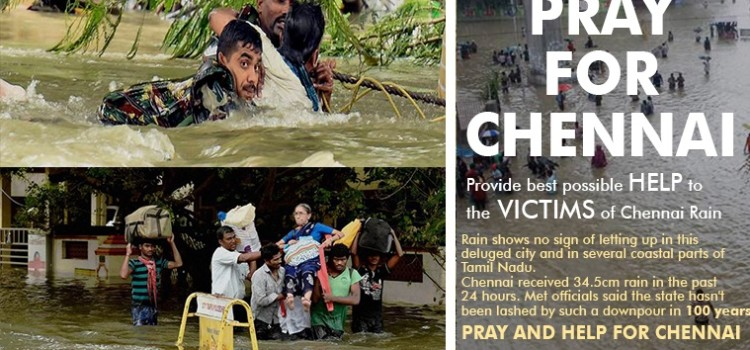 True Value Homes giving moral support to crisis ridden Chennai
