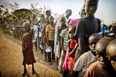 Sudan hunger