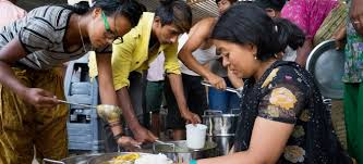 Akshaya Patra launches its Earthquake Relief Centralized Kitchen project in Nepal