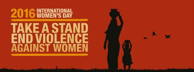 International women's day 2016