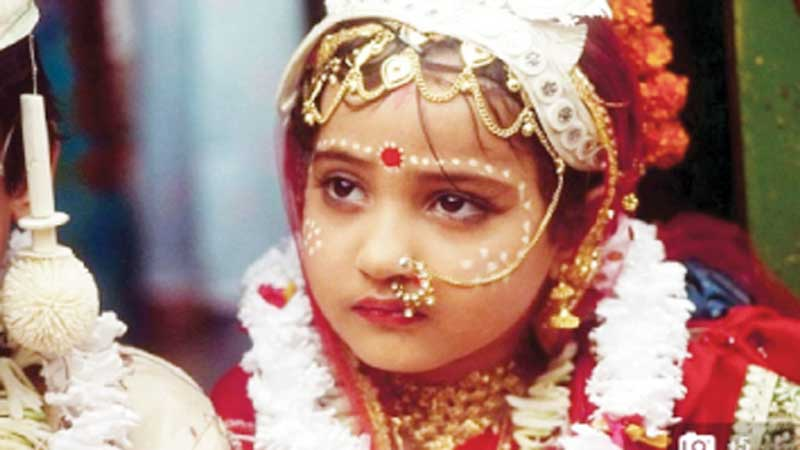 Child marriage crossbarrier Incredible India is here
