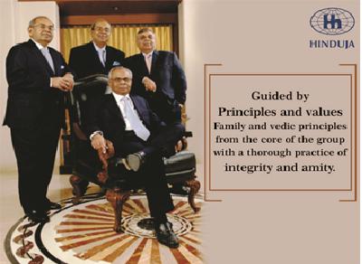 Hinduja Brothers,Hinduja Family