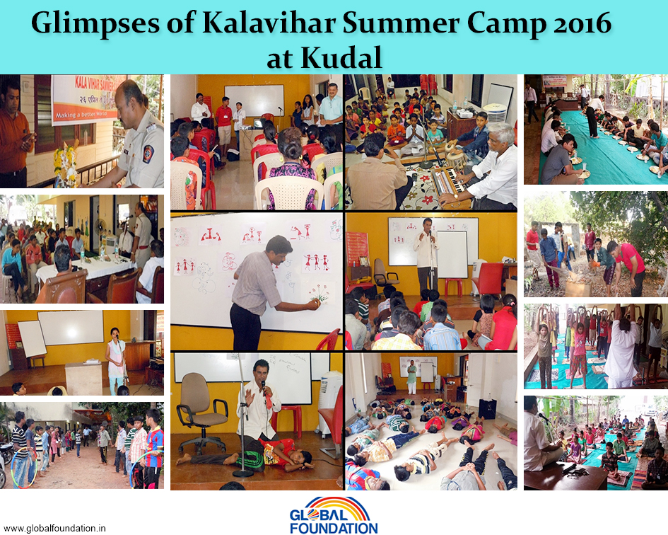 Global-Foundation-Kalavihar-Summer-camp