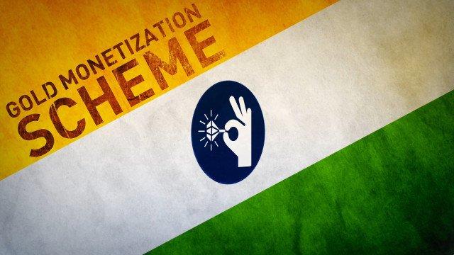 Gold Monetization Scheme Rajesh Exports MD Suggests