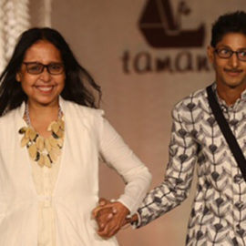 NGO Tamana collaborates with FDCI to host fashion show