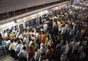 eve teasing in Metro