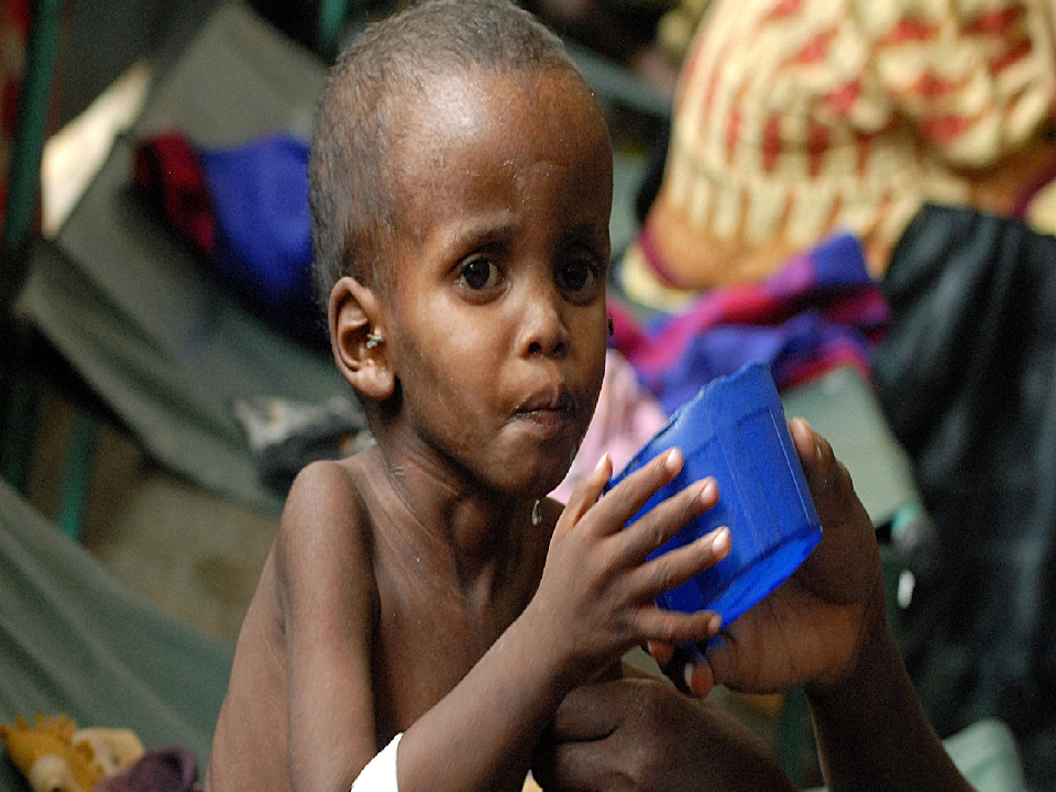 how to overcome malnutrition in india