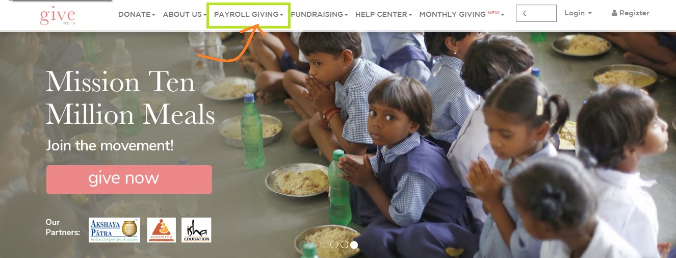 Give India Foundation Payroll