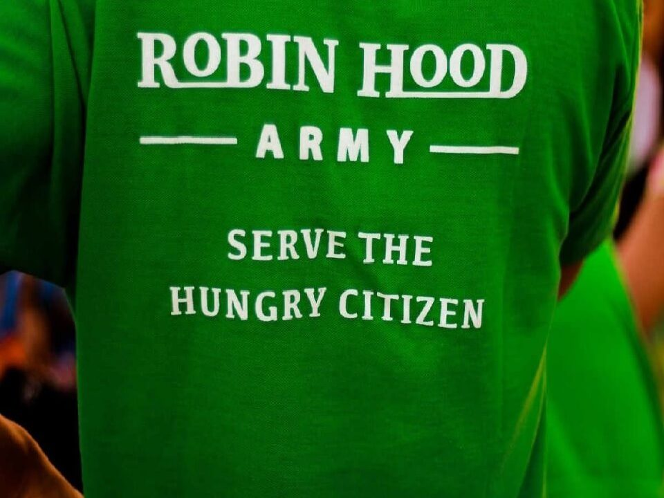Robinhood army