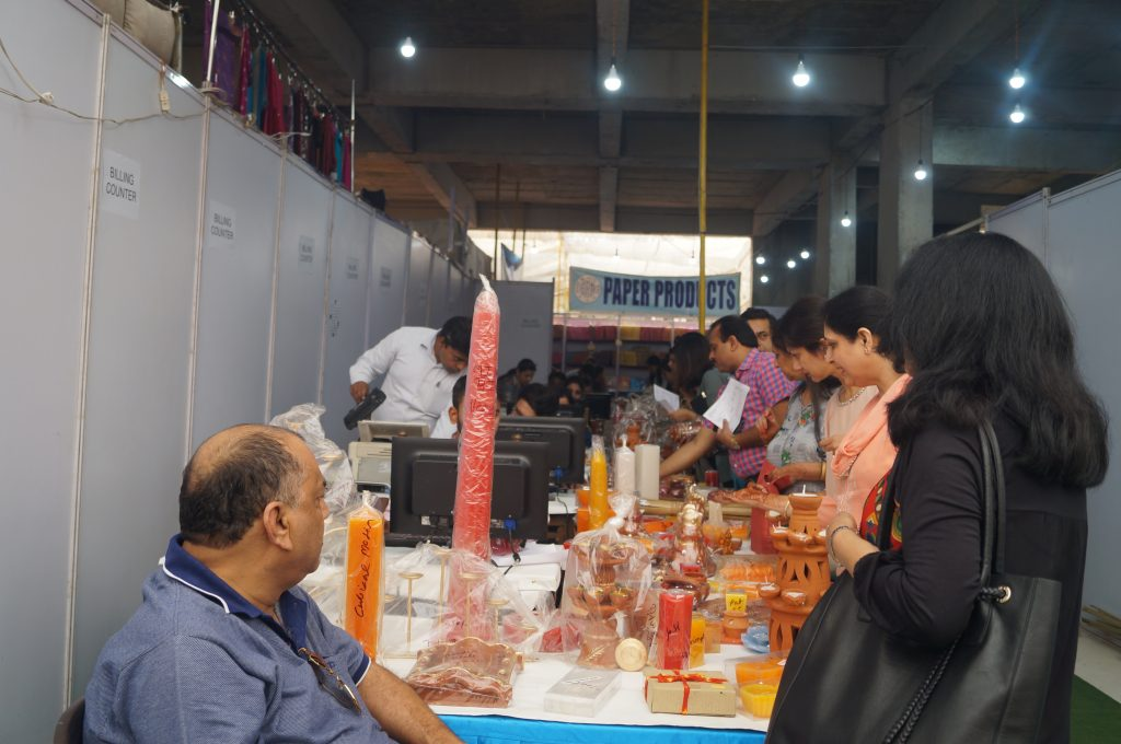 Diwali Bazar 2019, Blind Relief Association