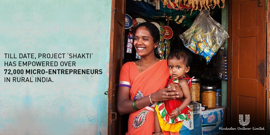 Project Shakti by Hindustan Unilever Limited