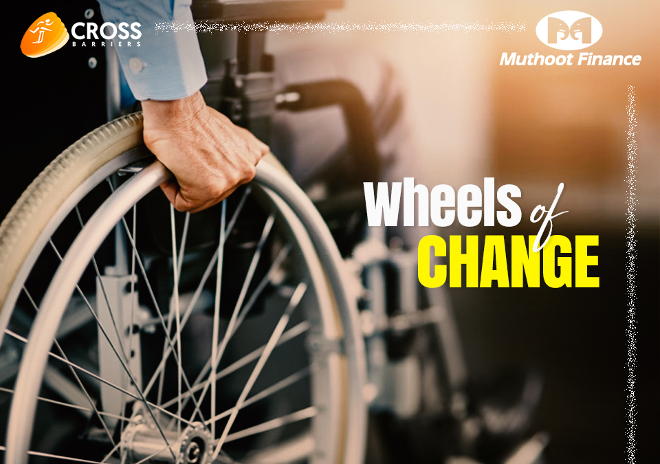 Wheels of change: Muthoot Finance donates fully automated wheelchairs in Bangalore