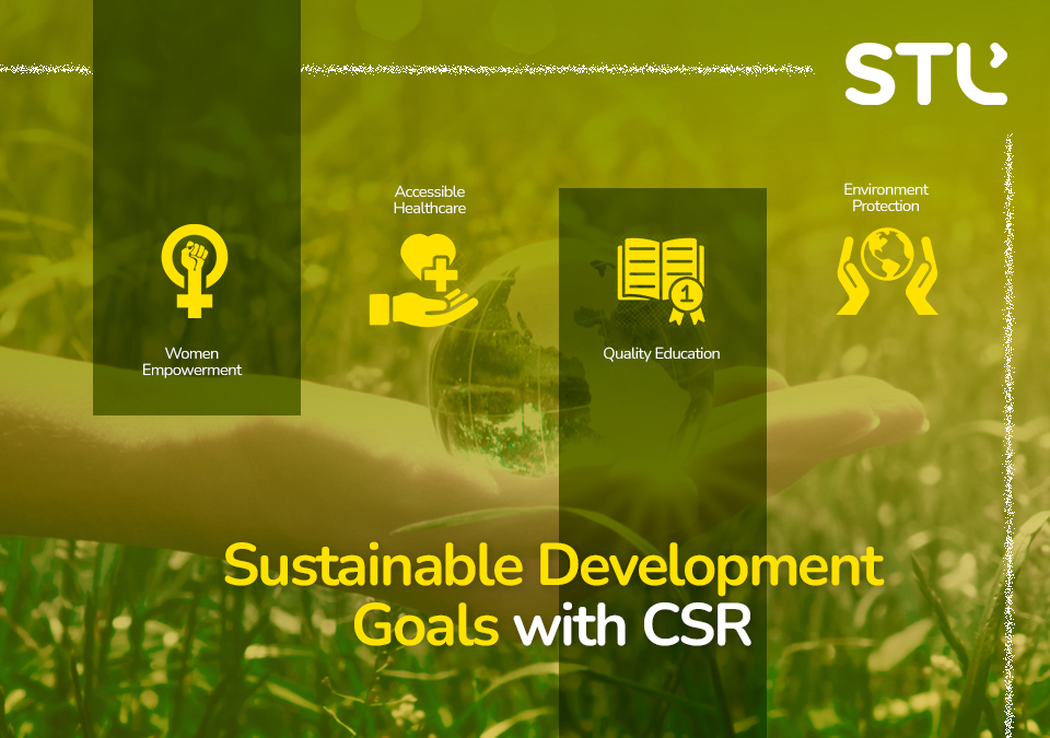 One stone, two birds: STL believes in integrating Sustainable Development Goals with CSR