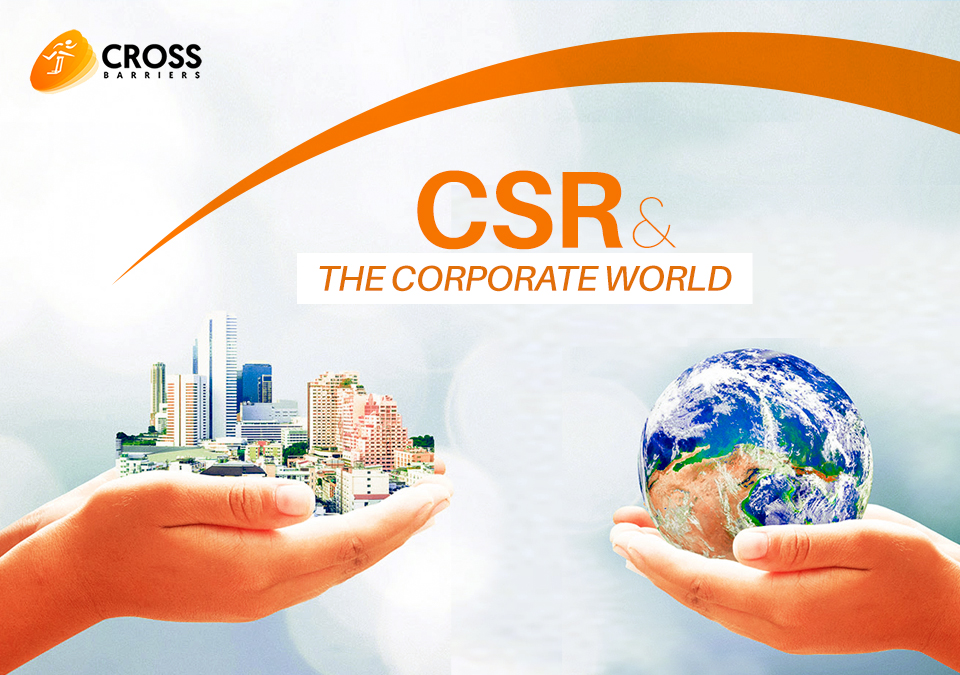 CSR and the corporate world: Is there a disconnect?